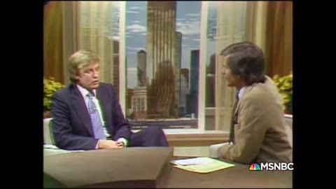 Donald Trump 1980 Interview