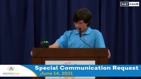 15 year old high school student exposes critical race theory and liberal indoctrination