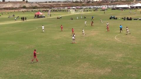 2019 Molly Real U15 DA Youth Soccer Highlights Part 2