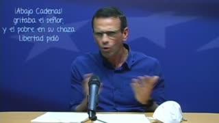 Capriles, sobre el futuro de la oposición: El plan que había se agotó