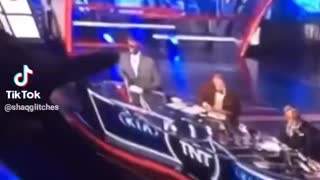 Ai robots caught on live television