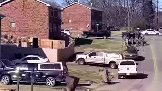 Anthony Warner house FBI raid 12-26-20