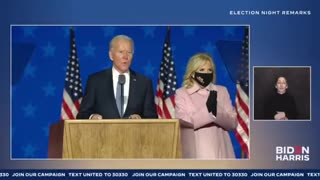 Biden knew mail-in voting would Fraud a victory