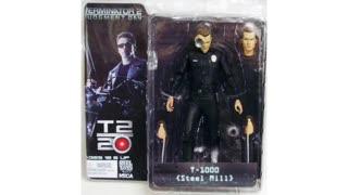 """Neca Terminator 1 & 2 -7"""" figures"""