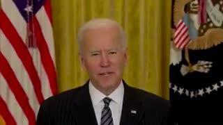 """Biden Calls Kamala Harris """"President Harris"""""""