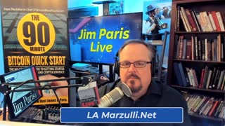 LA Marzulli On Bible Prophecy, UFOs, Disclosure, And The Mark Of The Beast