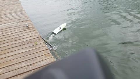 New remote control Boat