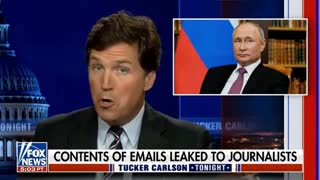 CONFIRMED: NSA spied on and 'unmasked' Tucker Carlson