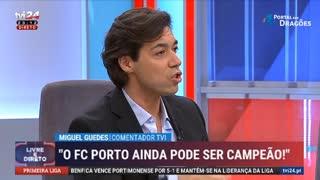 Miguel Guedes: «Há culpas partilhadas nisto»