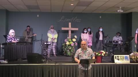 Bonnyville Community church ( Pastor Ken Jagessar)