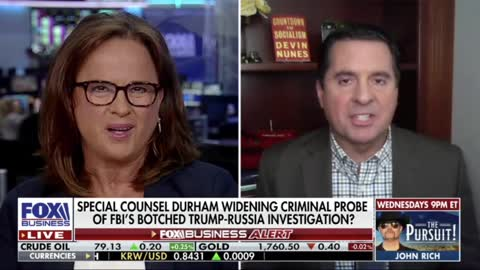 Rep. Devin Nunes Reveals The Truth About Durham's 27 Page Indictment