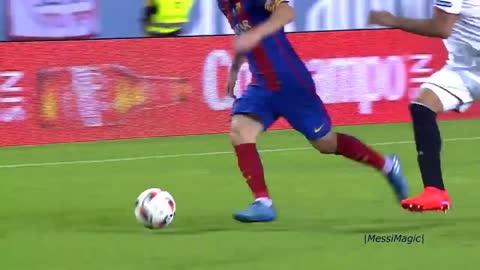 Lionel Messi - 2016_2017 ► INSANE Speed & Acceleration Show