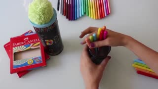 life hacks for school for kids 5-minute crafts for school supplies