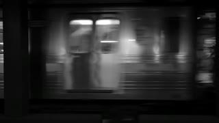 subway metro train urban city public transport