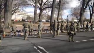 National Guard TURNING BACKS to Biden