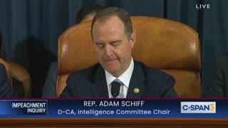 Adam Schiff opening statement Part 2