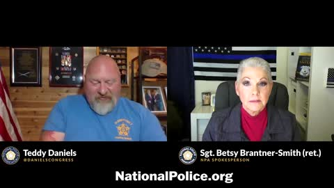 National Police Association Report with Teddy Daniels