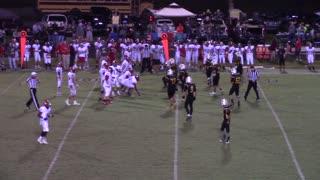 2017 WJHS vs Clay County Win