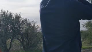 Skeet shooting in Arizona