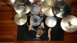 Stockholm Syndrome - Muse Drum Cover