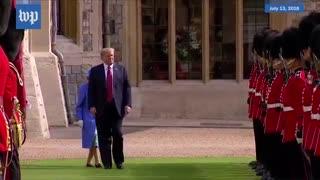 Donald Trump's funny moments