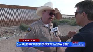 Real America - Dan W/ Sheriff Leon Wilmot (Part 1)