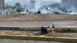 Protestas en Venezuela 30 de abril