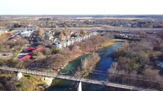 Drone: FLIGHT OF INTRUDER01-Guadalupe River