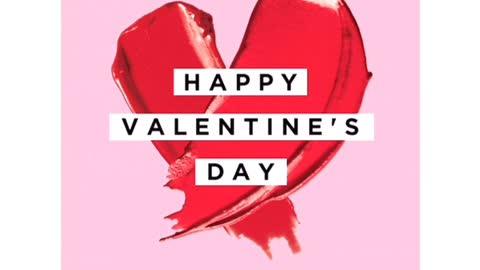 Happy Valentines Day! 💋