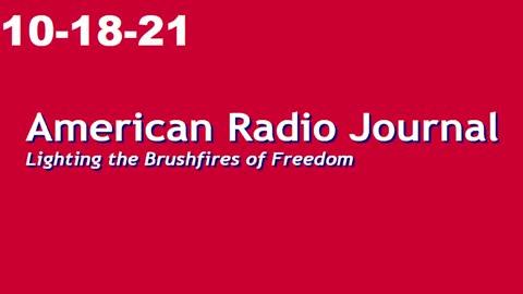 American Radio Journal 10-18-21