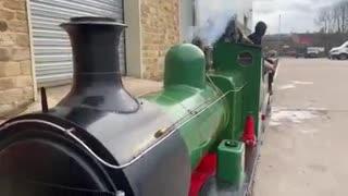 Steam train Playing