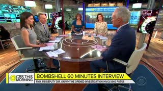 Andrew McCabe admits Rosenstein offered to wear a wire