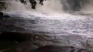 heavy rains in northeastern Brazil