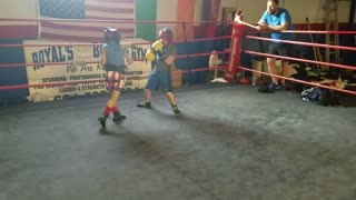 Heavy sparring