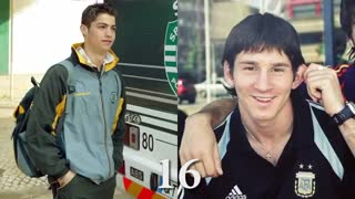 Cristiano Ronaldo or Lionel Messi???