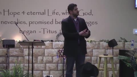 Two Doors November - Pastor Dallas McGlasson