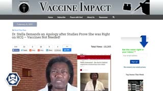 Censored Journalist Interviews Censored Doctor About HQC