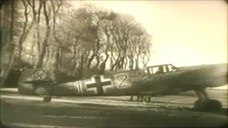 Luftwaffe in Action - Bf-109