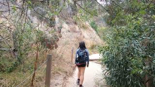 Annie's Canyon Trail - Summer 2019