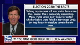 Tucker Carlson Reading MartyrMade's Viral Thread - Full Segment