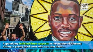 Grand jury indicts three men in Ahmaud Arbery killing case
