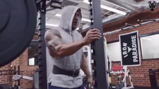"""Dwayne """"The Rock"""" Johnson Ultimate Gym Motivation"""