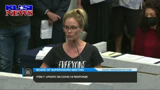 San Diego Nurse RESIGNS After Vaccine Mandate
