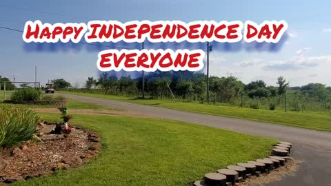 Happy Independence Day!! Fly the Red, White, and Blue with Pride!