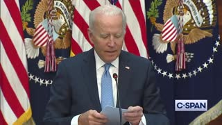 """Biden: """"I Have Great Confidence In General Milley"""""""