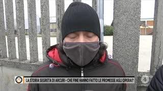 ARCURI Il COMMISSARIO BIDONISTA Story - TERZA PARTE