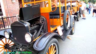 1921 Model T , Southern Car Show