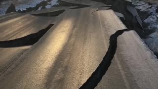 Insane 7.0 Alaskan Earthquake 2018