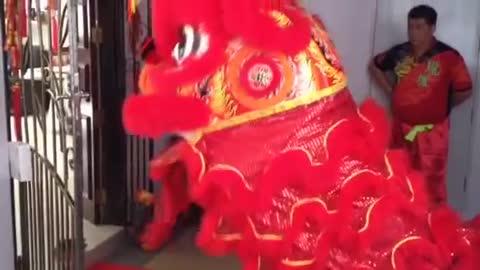 舞獅房子祝福 - Lion Dance HDB House Blessing