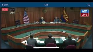 Maricopa County Election Databases recovered! Arizona.